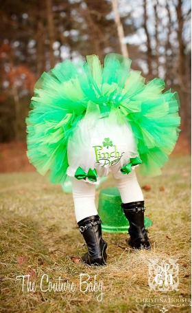 St. Patty's Tutu