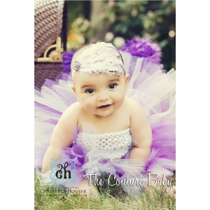 Juicy Grape Purple & Lavender Tutu
