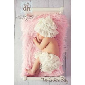 Glam Vintage Baby Set