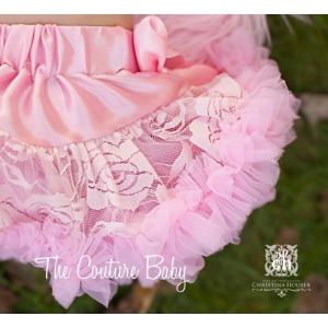 Pink Lace Pettiskirt