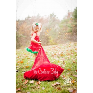 Red & Green Christmas Pettiskirt