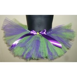 Barney Purple & Green Tutu