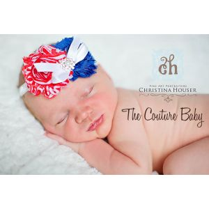 All American Girl Headband