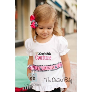 Little Miss Couture Shirt