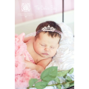 Princess & The Pea Baby Headband