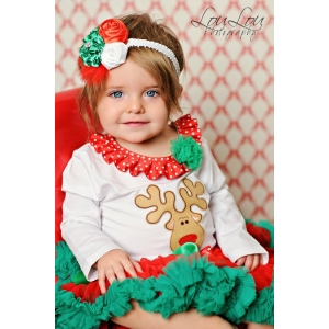 Christmas Season Headband