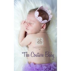 Le Petit Lavender Baby Crown
