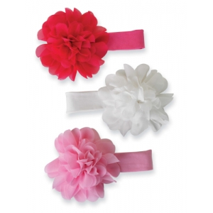 Chiffon Flower Soft Headband