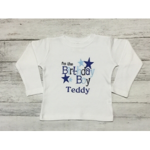 I'm The Birthday Boy Shirt