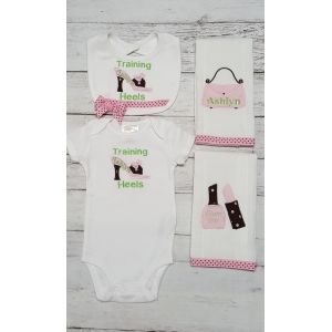Girly Girl 4 Piece Gift Set