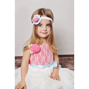 Petit Bouquet Floral Headband