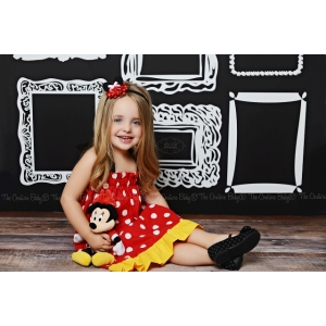 Disney Bound Minnie Dress