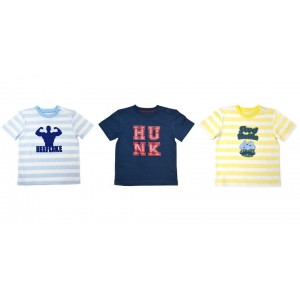 Suave Little Man 3 Pack T- Shirt Gift Set