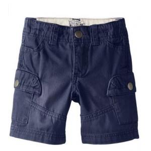 Boys Navy Club Cargo Shorts