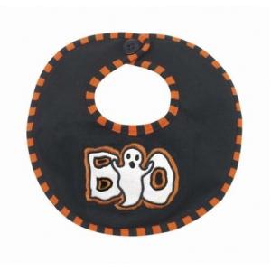 Baby Boo Halloween Bib