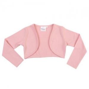 Ooh La La Couture Blush Pink Bolero Shrug