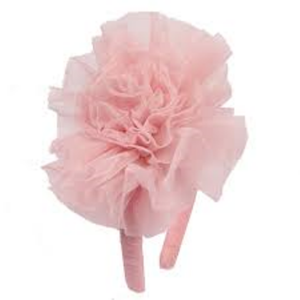 Ooh La La Couture Blush Pink Flower Headband