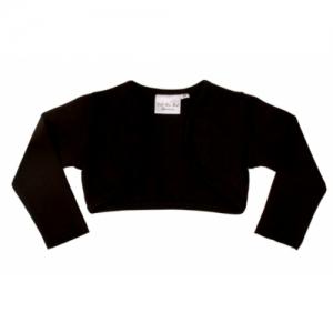 Ooh La La Couture Black Bolero Shrug